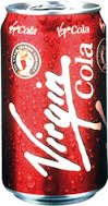 virgin cola can