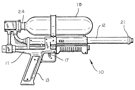 Super soaker blueprint