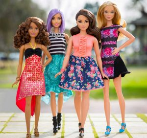 barbie-body-types