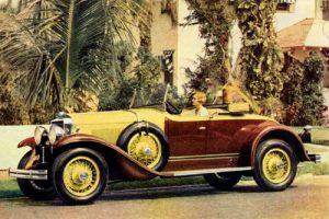 Two tone car