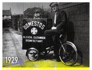 domestos-bike