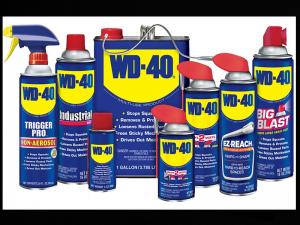 WD40 range