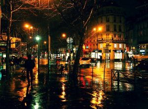 rainy night in paris 2
