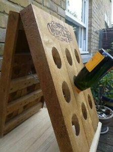 Champagne-Riddling-Rack-Veuve-Clicquot-Pupitre